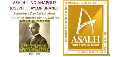 ASALH - Indianapolis Joseph T. Taylor Branch Founder's Day Celebration tickets