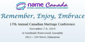 NAME Canada - Marriage Conference 2019