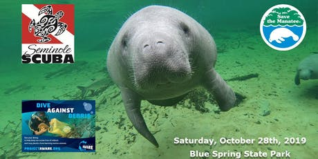 Blue Spring Clean Up & Dive Against Debris tickets