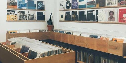 Odd J, Nicola Kazimir and Lexx @Clique Records and The Edge