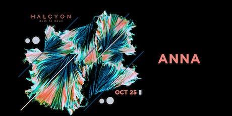ANNA tickets
