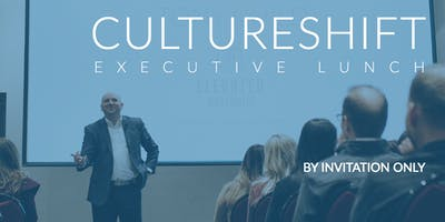 Executive Luncheon presented by Elevated Worldwide