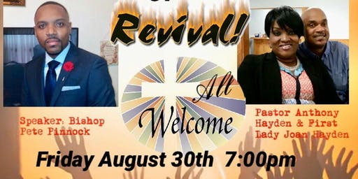 3 Nights of Revival
