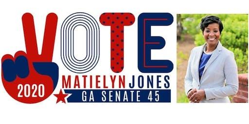 Matielyn's Campaign Launch Meet & Greet