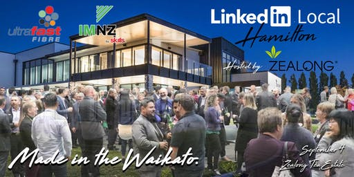 LinkedIn Local Hamilton - Made in the Waikato