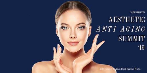 Aesthetic Anti Aging Summit 2019