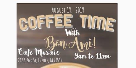 Coffee Time - Eunice tickets