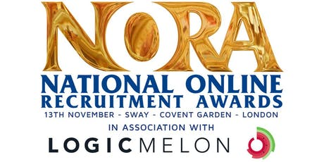 National Online Recruitment Awards 2019 tickets
