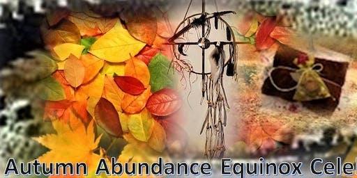 Autumn Abundance Equinox Celebration