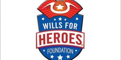 Wills for Heroes Clinic for New Jersey First Responders - Haddonfield, NJ - Free Estate Planning Documents