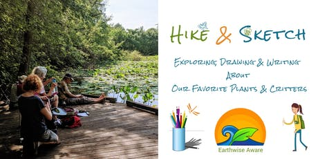 Hike & Sketch tickets