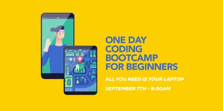 One Day Coding Workshop for Beginners tickets