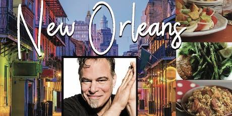Ric Orlando New Orleans Dinner tickets