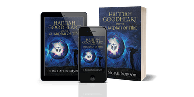 Hannah Goodheart and the Guardian of Time LAUNCH PARTY