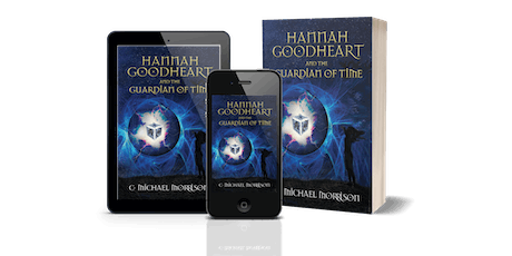 Hannah Goodheart and the Guardian of Time LAUNCH PARTY tickets