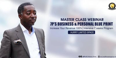 7P's Business Blueprint Masterclass Webinar