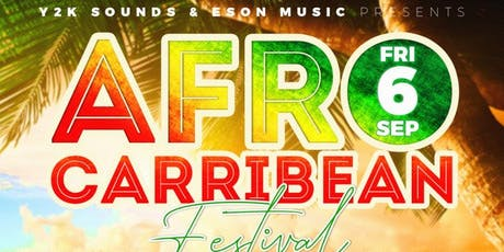 AFRO CARIBBEAN FESTIVAL tickets
