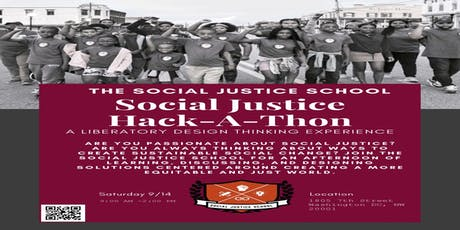 Social Justice Hack-A-Thon tickets