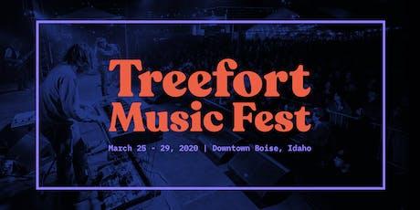 Treefort Music Fest 2020 tickets
