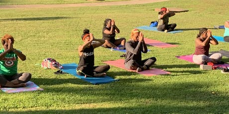 Happy Hour Yoga in the Park tickets