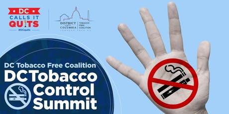 DC Tobacco Control Summit tickets