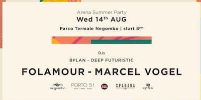 A R E NA - Summer Party