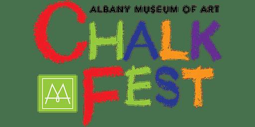 AMA ChalkFest: Pop Art and Pop Tops
