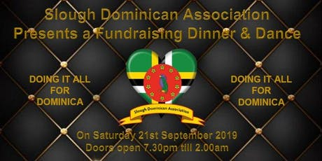 The Slough Dominican Association Fund Raising Dinner & Dance @ Slough Cricket Club, Slough. Sat 21st September 2019 tickets
