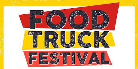 Spirits & Street Eats Food Truck Festival tickets