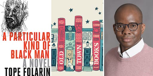 EWF 2019: Talk + Signing with Tope Folarin