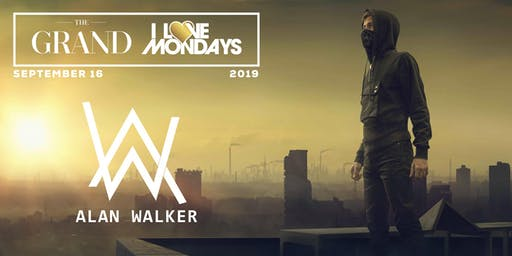 I Love Mondays feat. Alan Walker 9.16.19