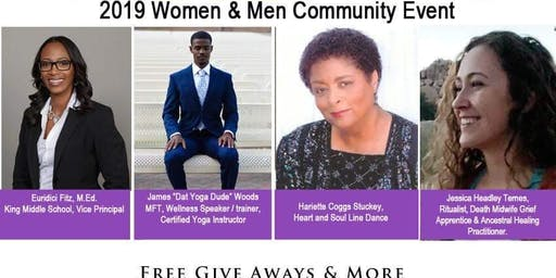 Free Young Women's Empowerment Foundation 8th Annual Wellness Conference