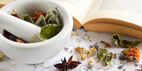 Foundations of Herbalism - Introduction to Western Herbal Energetics & EENT (Eyes, Ears, Nose, & Throat) tickets