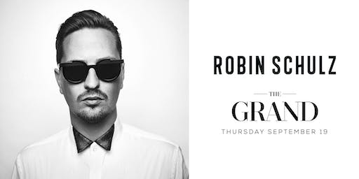 Robin Schulz | The Grand Boston 9.19.19