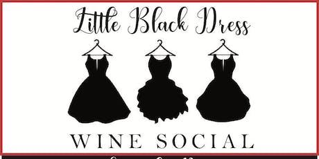 Little Black Dress Wine Social tickets