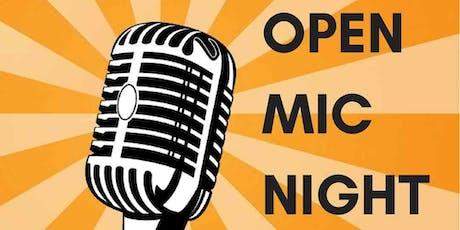 OPEN MIC NIGHT - Comedy Hub tickets
