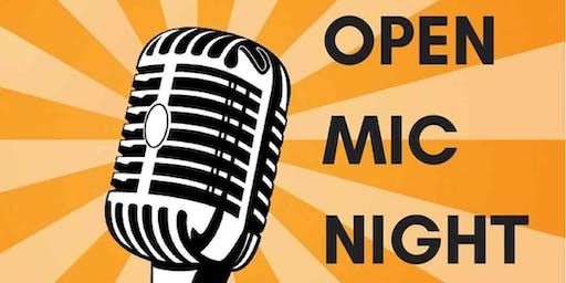 OPEN MIC NIGHT - Comedy Hub