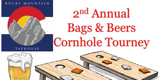 2nd Annual Beers & Bags Cornhole Tournament