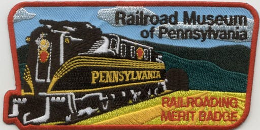 Railroading Merit Badge Workshop