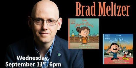 Brad Meltzer tickets