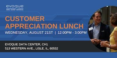 Customer Appreciation Lunch - Lisle