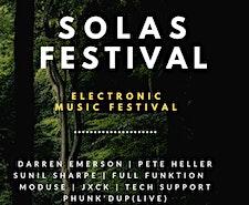 SOLAS FESTIVAL logo