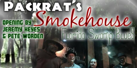 Packrat's Smokehouse - Florida Swamp Blues LIVE at the DHU Strand tickets