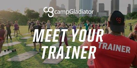 Camp Gladiator Lake Travis New Camper Orientation! tickets
