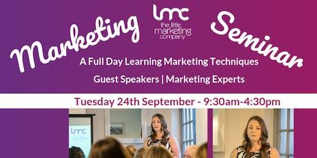 Marketing Seminar tickets