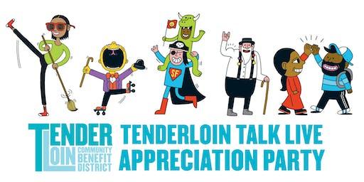 TL Talk LIVE x Appreciation Party