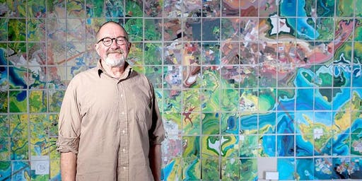 Guest Artist Lecture and Exhibition:  Jerry Gretzinger:  Jerry's Map