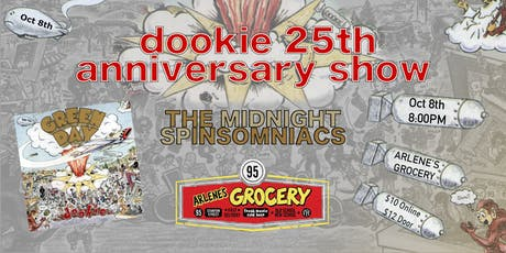 The Midnight Spinsomniacs (Green Day Dookie 25th Anniversary Show) tickets