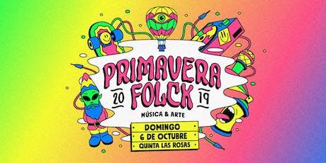 PRIMAVERA FOLCK 2019 entradas
