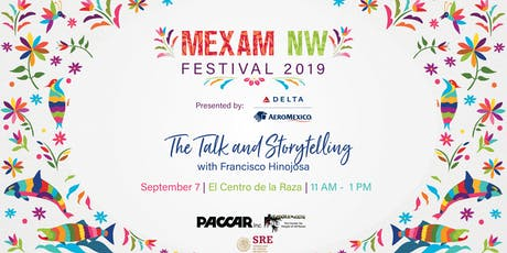 The Talk and Storytelling with Francisco Hinojosa tickets